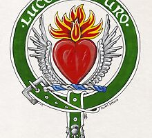 Clan Smith Scottish Crest by Cleave