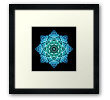 52 NOW ~ I am Present Framed Print