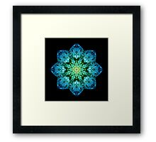 56 WONDER ~ I am Infinite Framed Print
