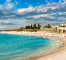 Cottesloe Beach by LukeAustin