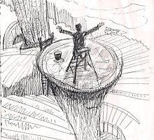 ON TOP OF IT ALL(C2000)(C2013) by Paul Romanowski