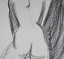 Life Drawing  by RenaeMackay