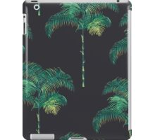 Tropical Leaves Background  iPad Case/Skin