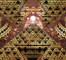 Temple of Ra by Resonance  Threads