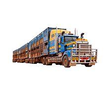 Road train, Australia by MarcoSaracco