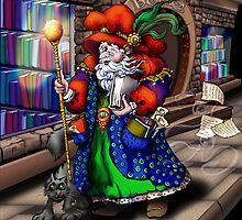 Book Wizard by Terre Britton
