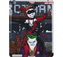 Harley Quinn #1 Variation Cover iPad Case/Skin