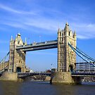 Tower bridge by Christian  Zammit
