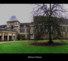 Outside Pano Of Eltham Palace by davesphotographics
