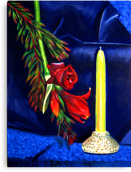 Still Life in Primary Colours by Orla Cahill