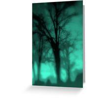 Emerald Greeting Card