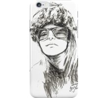 ART RAT as 'THE NARCISSIST' iPhone Case/Skin