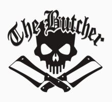 Butcher Skull and Cleavers Black Kids Clothes