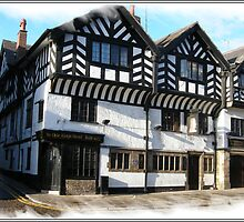 The Olde Kings Head by Harri