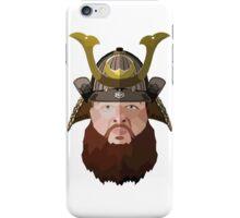 Samurai Action Bronson iPhone Case/Skin