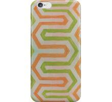 Peach of a Pattern iPhone Case/Skin