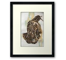 Printmaking: Step out of your comfort zone Framed Print