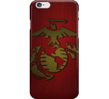 Android Marine Patch iPhone Case/Skin
