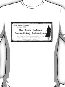 Consulting T-Shirt