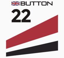 F1 2015 - #22 Button [alternative version v2] T-Shirt