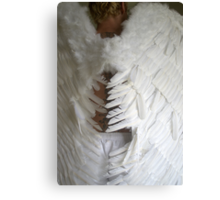 Angel's Tread Canvas Print