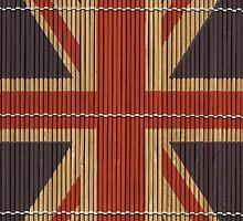 "Union Jack ""Bamboo"" by JohnLucke"