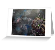 KHA'ZIX Greeting Card