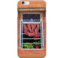 Double Happiness Window © iPhone Case/Skin