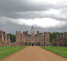Blickling Hall 2 National Trust Property. by BizziLizzy