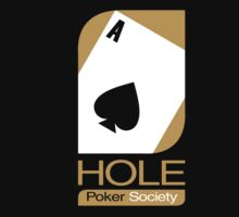 Ace Hole Poker Society by Poncho72