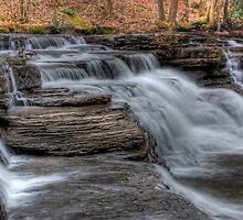 Campbells Falls  by Jason Vickers