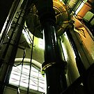 Engine Room Tower Bridge. by Polly x