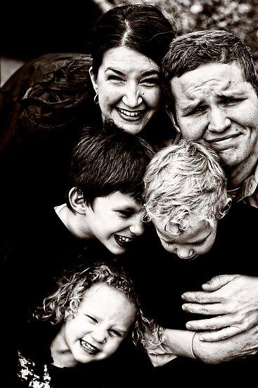 Emotional Family by Rob Raab