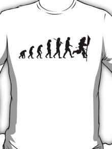 Evolution of Leeroy T-Shirt