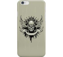 Mechanical Skull iPhone Case/Skin