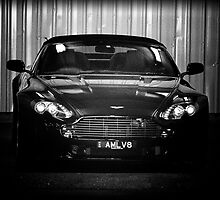 James bonds car by David Petranker