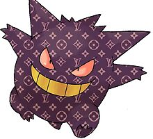TRILL GENGAR FT GOLD GRILLS by realrealshanks