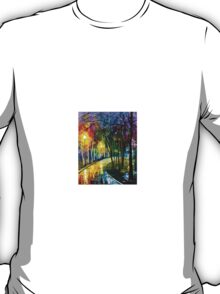 Walkway In The Park — Buy Now Link - www.etsy.com/listing/227473598 T-Shirt