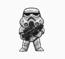 WHITE TROOPER by MINION-FACTORY