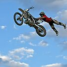 Stunt Rider by Barrie Collins
