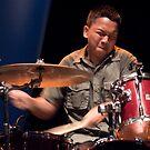 Urrrr...ARGH! The dramatic drummer by richardseah