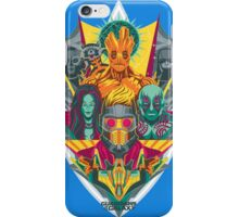 guardians of the galaxy iPhone Case/Skin