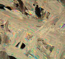Painkillers: Crystals of acetylsalicylic acid under a microscope. by Zosimus