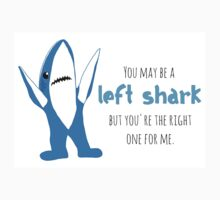 Left Shark is Right Kids Clothes