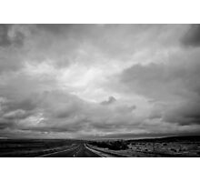 The Forever Road Photographic Print