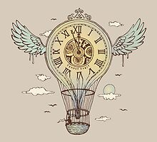 Time's Up by Norman Duenas