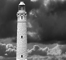 Cape Leeuwin Lighthouse by Dennis Wetherley