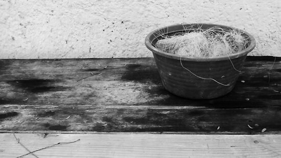 Bowl of Twine UNO by Skip Hunt