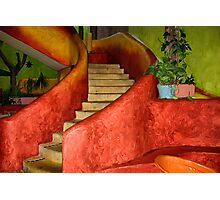 Mexican Colours Photographic Print