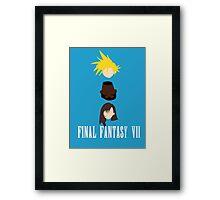 BFF (Best Final Fantasy) Framed Print
